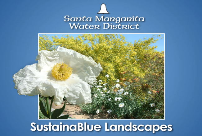 SustainaBlue Landscapes Logo